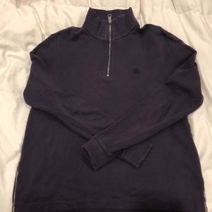 COPY - Burberry Men's Quarter Zip